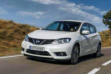 Nissan Pulsar (Autosalon Paris 2014): Fahrbericht