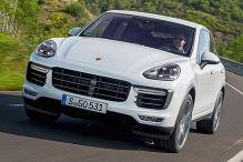 Erste Fahrt im neuen Porsche Cayenne