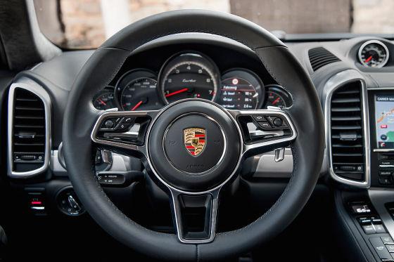 So kommt der neue Porsche Cayenne