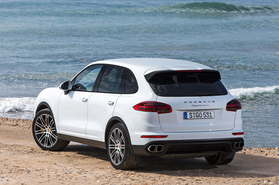 porsche cayenne facelift 2014 fahrbericht. Black Bedroom Furniture Sets. Home Design Ideas