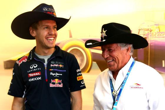 Vettel & Andretti