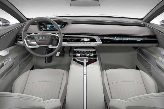Audi a9 studie quot prologue quot la auto show 2014 autobild de