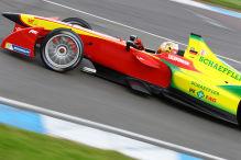 Das deutsche Team der Formel E