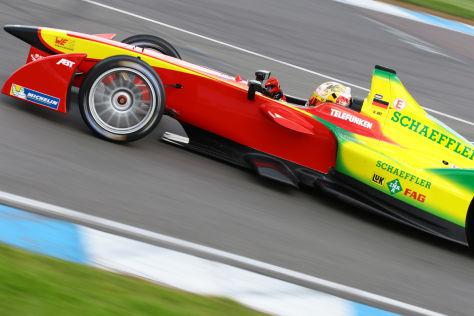 Formel E: Audi Sport Abt vor der Premiere