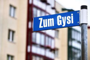 Eine Straße für Gregor Gysi?