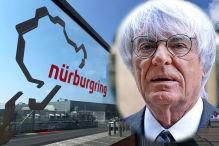 Hockenheim statt N�rburgring