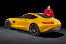 So sitzt es sich im Mercedes-AMG GT