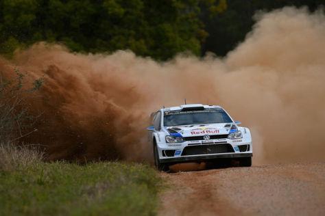 WRC-Hersteller-Champion Volkswagen: Sebastien Ogier gewinnt in Australien