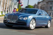 Bentley schiebt V8 nach