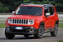 So f�hrt der Jeep Renegade