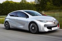Einliter-Auto von Renault