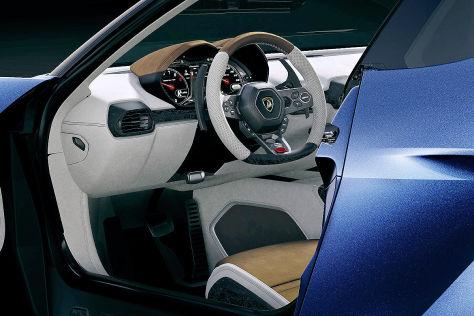 Lamborghini-Studie Paris 2014