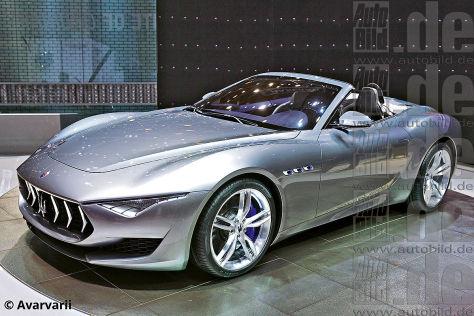 Maserati Alfieri Spyder