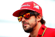 Alonso sauer �ber Wechselger�chte