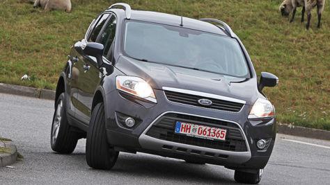 Ford Kuga: Gebrauchtwagen-Test