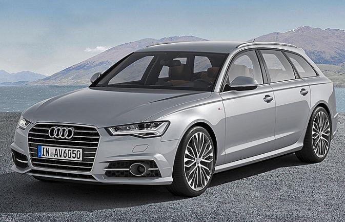 Video: Audi A6 Facelift (2015) - autobild.de