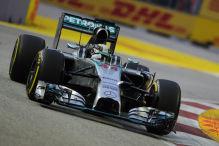 Rosberg fehlen sieben Tausendstel