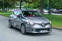 Clio mit Bremsproblemen