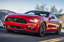 So f�hrt der neue Ford Mustang