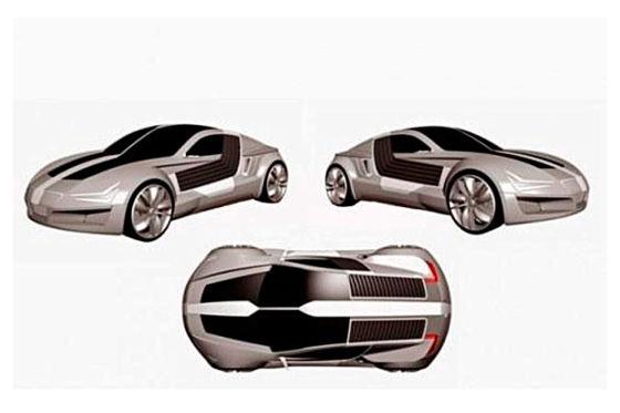 Seat GT Coupé Konzept