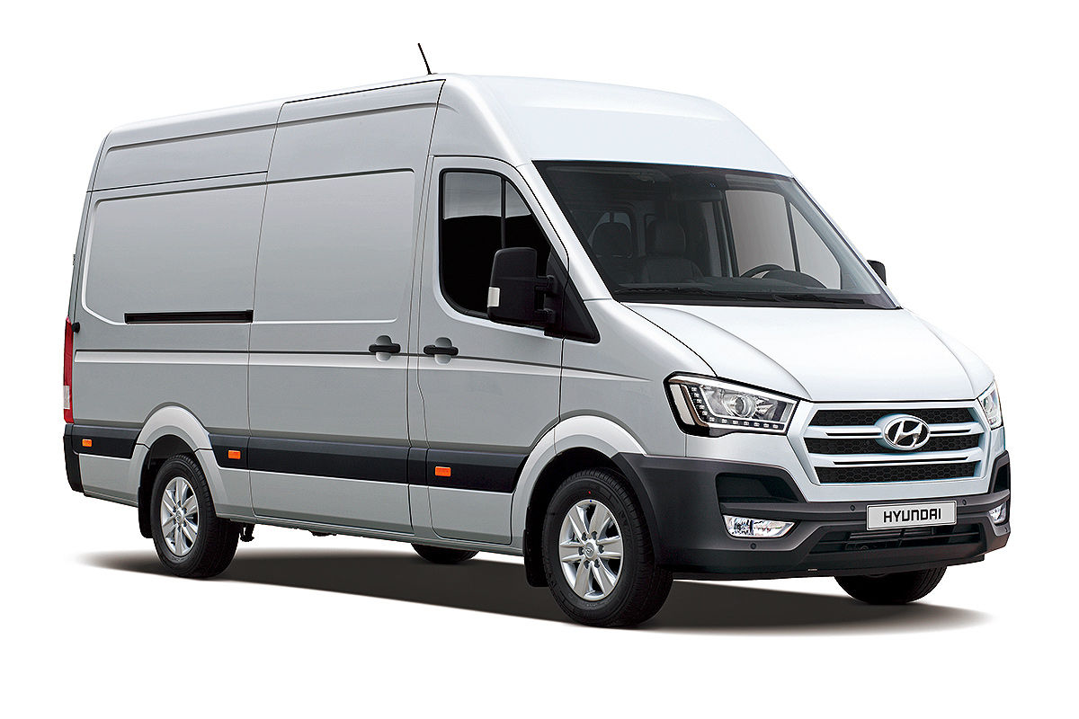 Vwvortex Com Hyundai H350 Van Iaa Hannover 2014