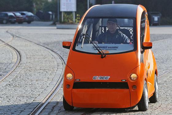 Stadtflitzer für Rollstuhlfahrer