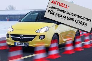 Diese Opel stehen lassen!