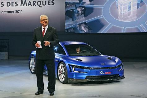 VW-Konzernabend Paris