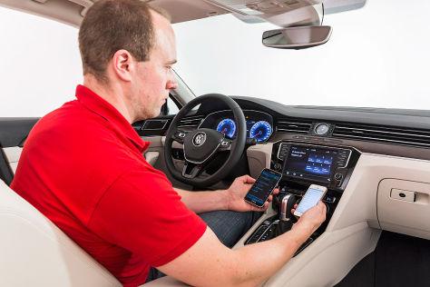 VW Passat: Test