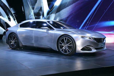 Autosalon Paris 2014: neue Autos