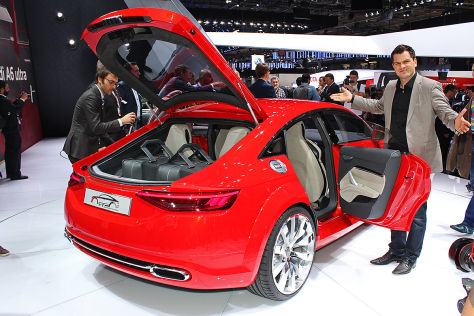 Autosalon Paris 2014: Tops und Flops