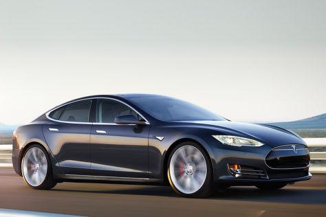 Tesla Model D: Vorstellung am 9. Oktober 2014