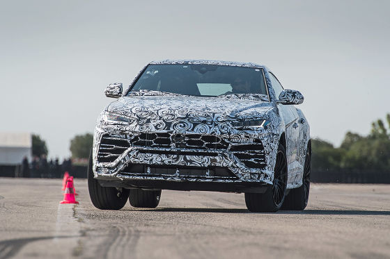 Lamborghini Urus Preis