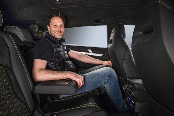 Lambo-SUV mit mehr als 600 PS