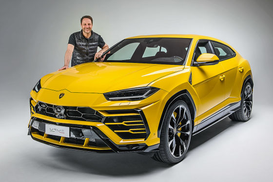 lamborghini urus 2018 preis test daten motor. Black Bedroom Furniture Sets. Home Design Ideas