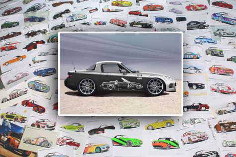 Design your MX-5