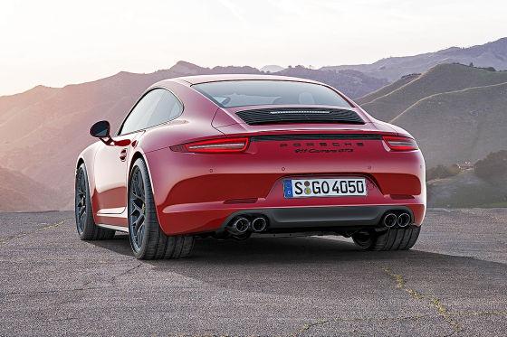Porsche 911 Carrera Gts 2014 Vorstellung Autobild De