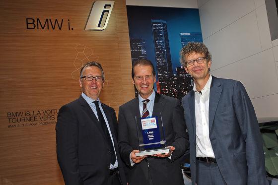 eCar Award 2014