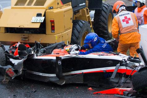 Bianchi-Unfall