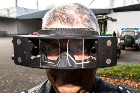 Pupillograph als Drogentestgerät