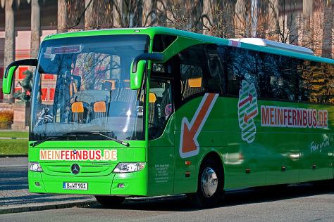 Fernbusse: Bilanz nach einem Jahr