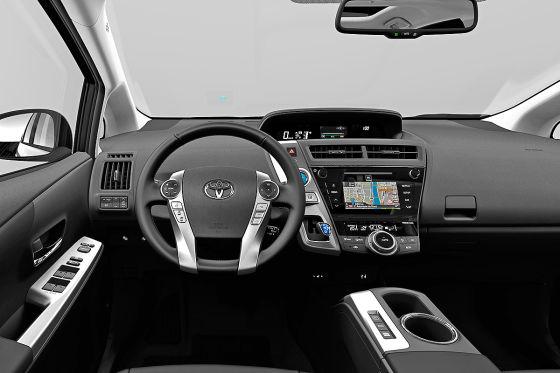 Toyota Prius+ Facelift 2014