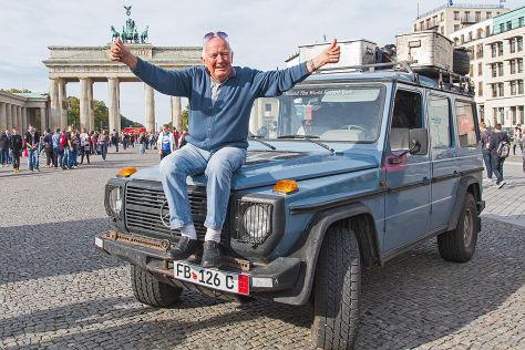 """Weltreise: Mercedes GD 300 """"Otto"""""""