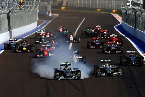 Russland GP 2014