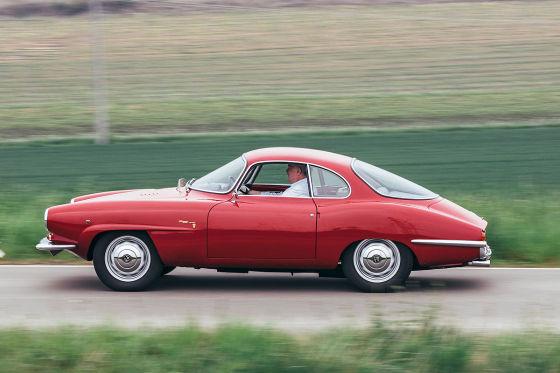 Alfa Giulietta SS