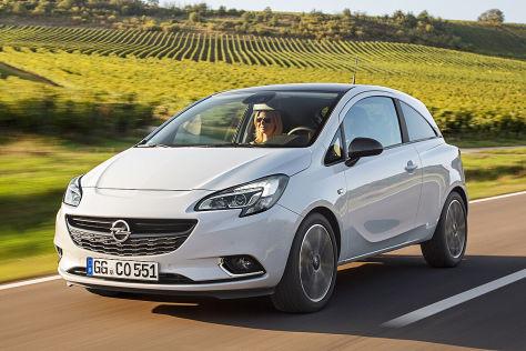 Opel Corsa: Erster Fahrbericht