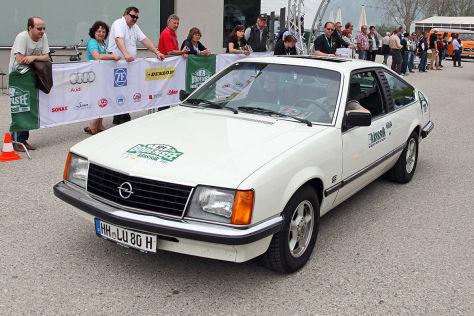 Dauertest Opel Monza 3,0 E: Soundcheck