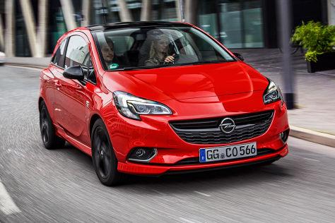 Opel Corsa OPC-Line: Vorstellung