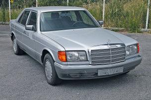Ausnahme-Benz