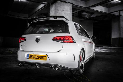 VW Golf GTI RevoZport Razor 7